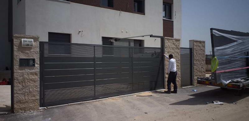 שערים חשמליים לבית פרטי הכי טובים
